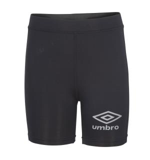 UMBRO Vulcan Underw Tights jr Sort 152 Teknisk kompresjonstights i klubbfarger