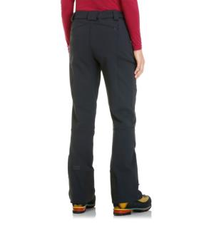OR Cirque Pants W Sort L Teknisk softshell bukse til dame.